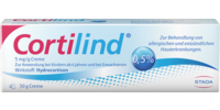 CORTILIND 5 mg/g Hydrocortison Creme